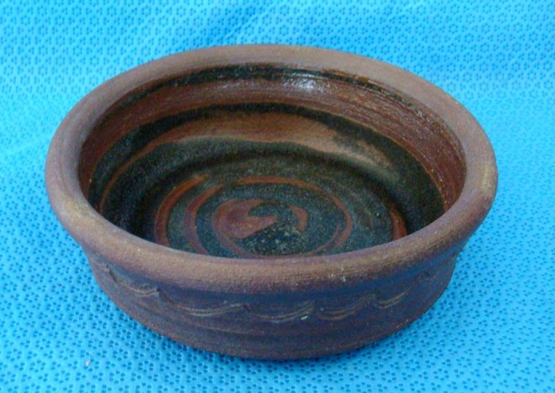 Ross Richards of Thackwood Pottery. Dsc07710