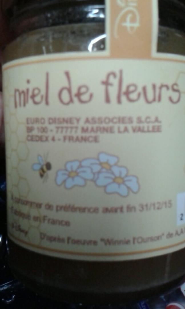 Le miel de Disneyland Paris mis en vente Snapch10