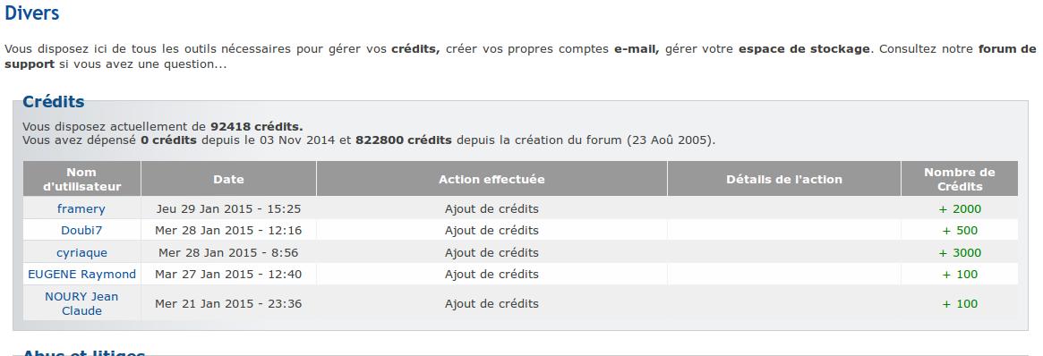 [Résolu] Email de skryll étrange après achats de crédits. Framer12