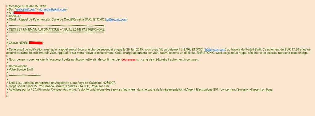 [Résolu] Email de skryll étrange après achats de crédits. Framer13