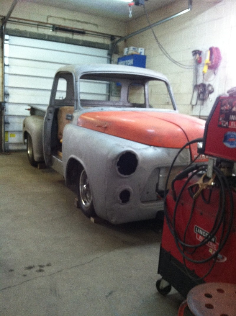 1954 Dodge C1 Pickup Hot Rod Build Thread - Page 3 Img_0627