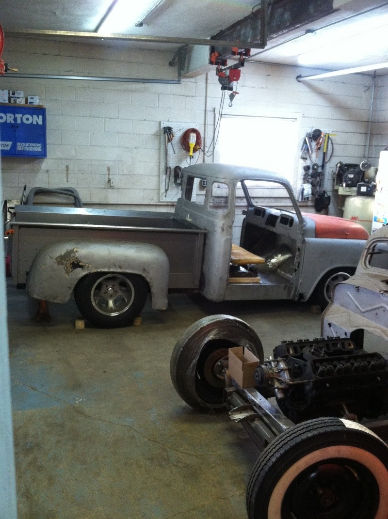 1954 Dodge C1 Pickup Hot Rod Build Thread - Page 3 Img_0628