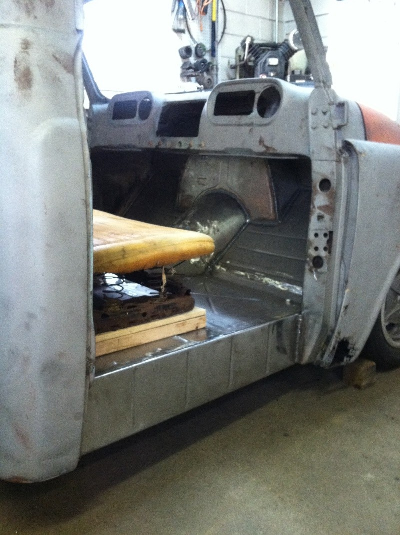1954 Dodge C1 Pickup Hot Rod Build Thread - Page 3 Img_0630