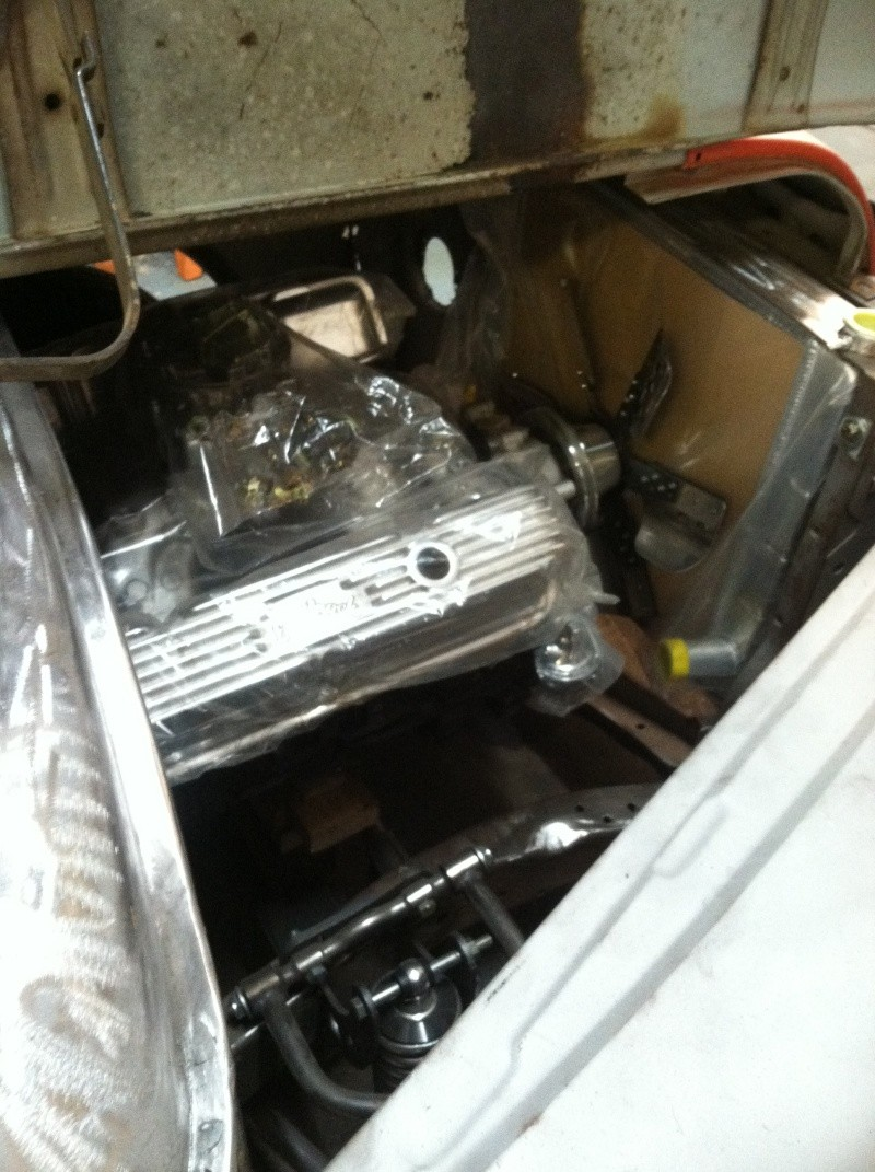 1954 Dodge C1 Pickup Hot Rod Build Thread - Page 3 Img_0632
