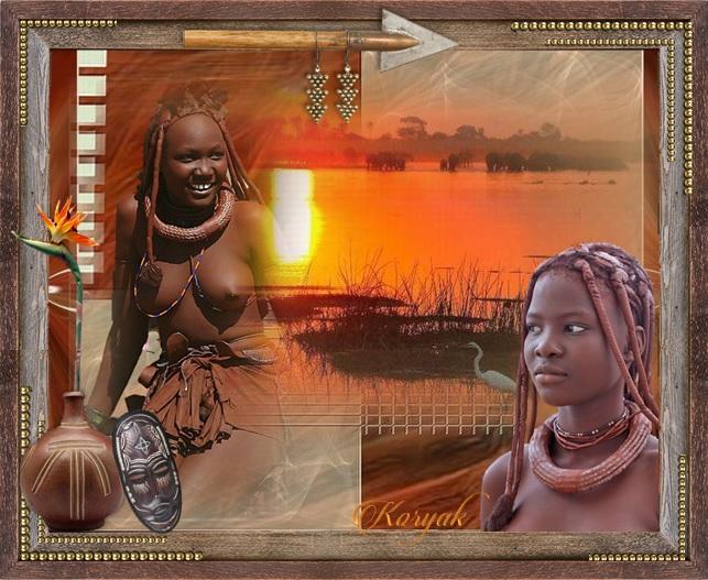 MIS CREACIONES CON MUJERES Africa10