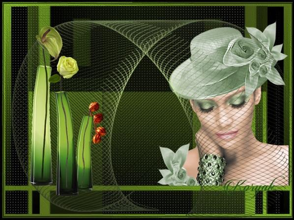 MIS CREACIONES CON MUJERES - Página 3 Green10
