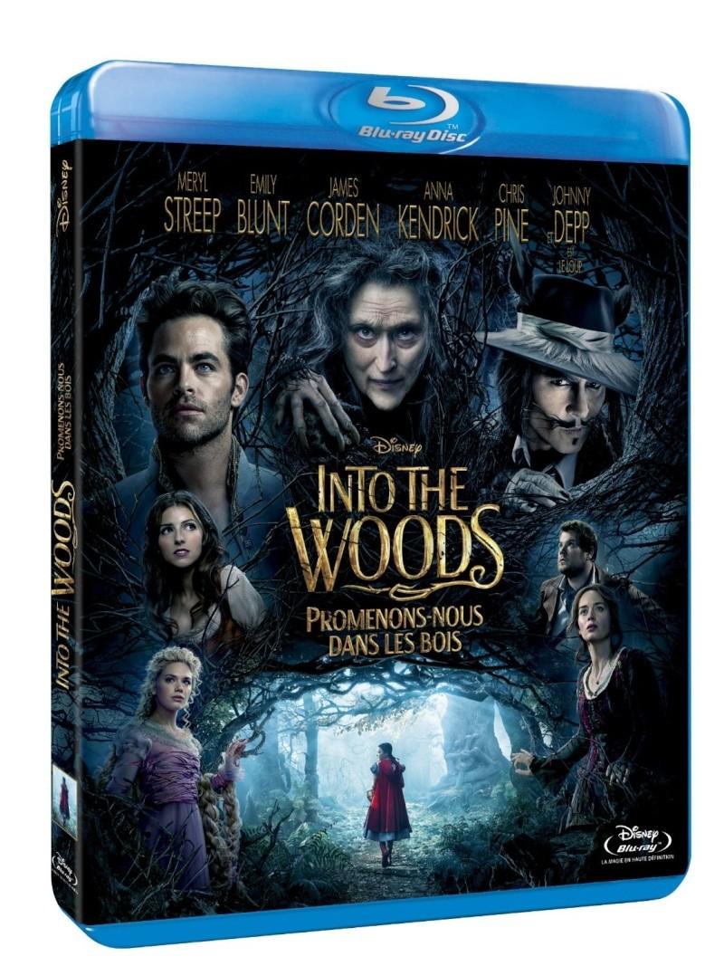 [BD + DVD] Into the Woods : Promenons-Nous Dans Les Bois (24/03/2015 aux USA) 91lnsh10