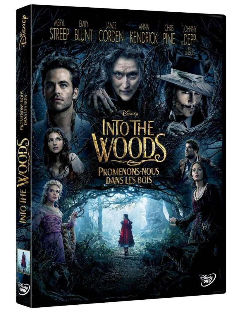 [BD + DVD] Into the Woods : Promenons-Nous Dans Les Bois (24/03/2015 aux USA) 91rfab10