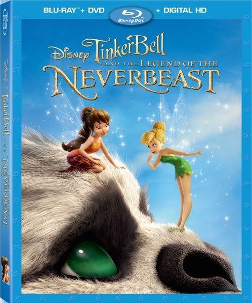 Les jaquettes DVD et Blu-ray des futurs Disney - Page 6 Cloche10