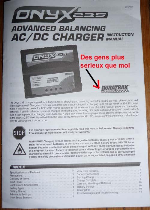 Choisir ses Accus ou Batteries Lipo ou Nimh pour débutants en Scale Trial 4x4 Off-road Nimh-110
