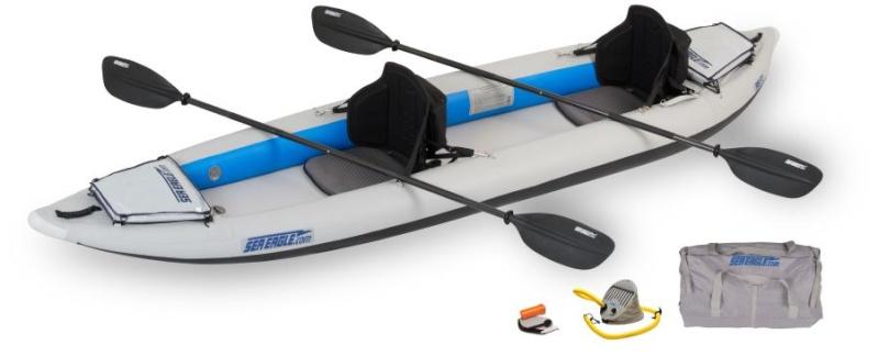 Kayak gonflable 385ftk10