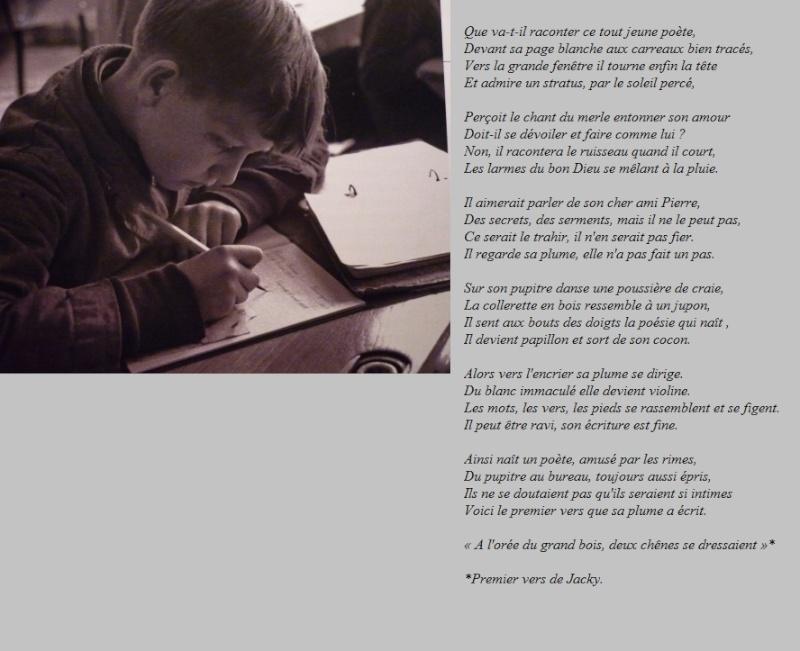Le poète en herbe.... 20557410