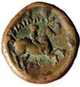 bronze de Philippe III de Macédoine Revers14