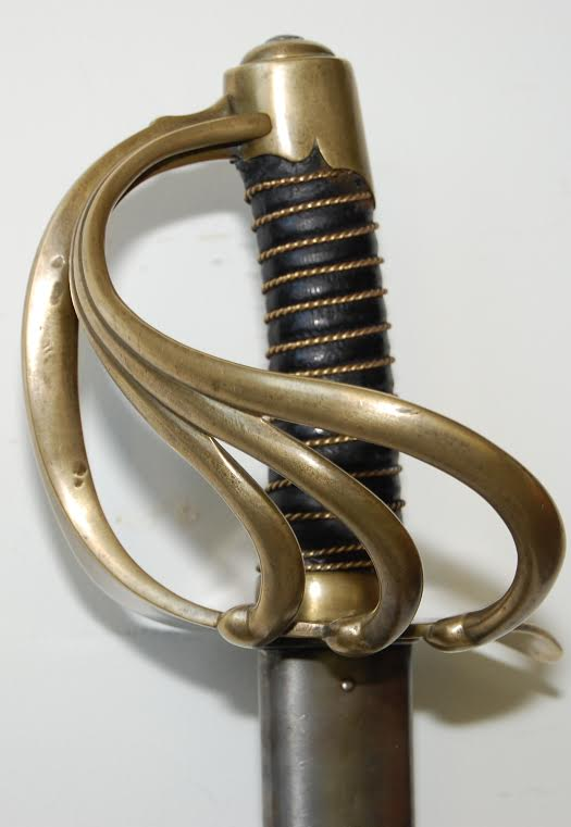 Le sabre de Cuirassiers, monture Versailles? 1110