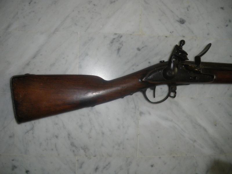 Fusil à silex XVIIIe siècle Imgp0411
