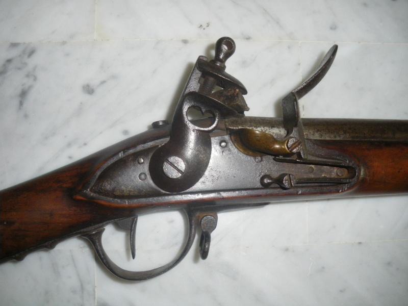 Fusil à silex XVIIIe siècle Imgp0412