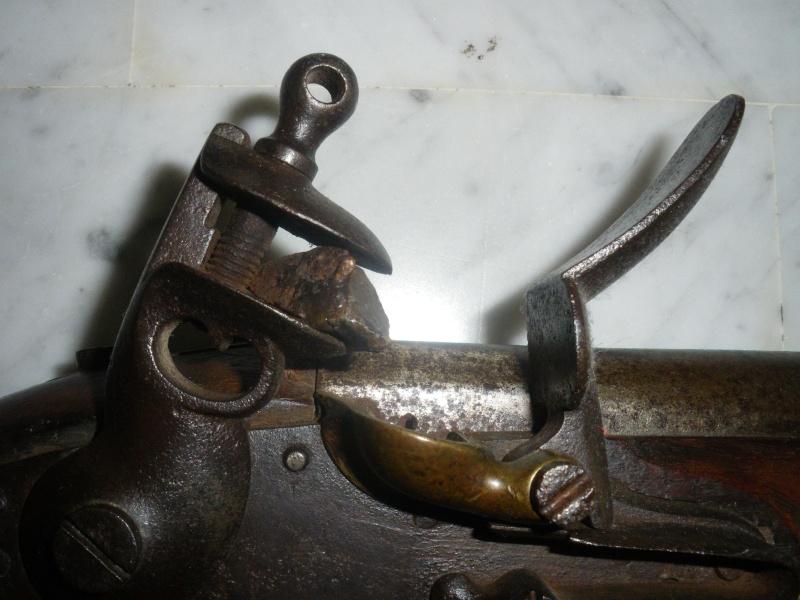 Fusil à silex XVIIIe siècle Imgp0417