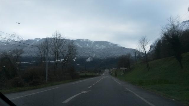 Pau > Gourette > Pau (100km et 1000m deniv) 20150123