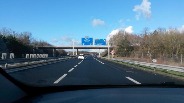 Toulouse > Quimper (850km) 20150147
