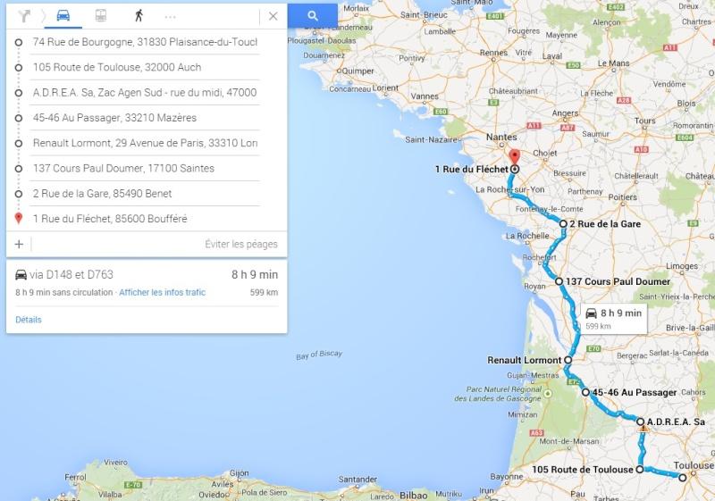 Toulouse > Quimper (850km) Parcou10
