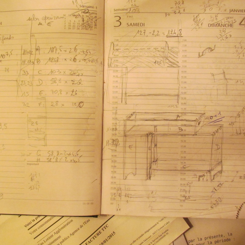 fabrication d'un bureau en chêne Img_1811
