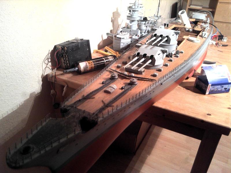 Scharnhorst 1943 - Fund von 1978 in 1:100 - Seite 2 05012010