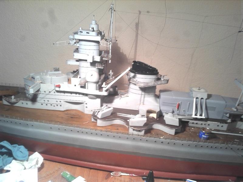 Scharnhorst 1943 - Fund von 1978 in 1:100 - Seite 4 Aufbau10