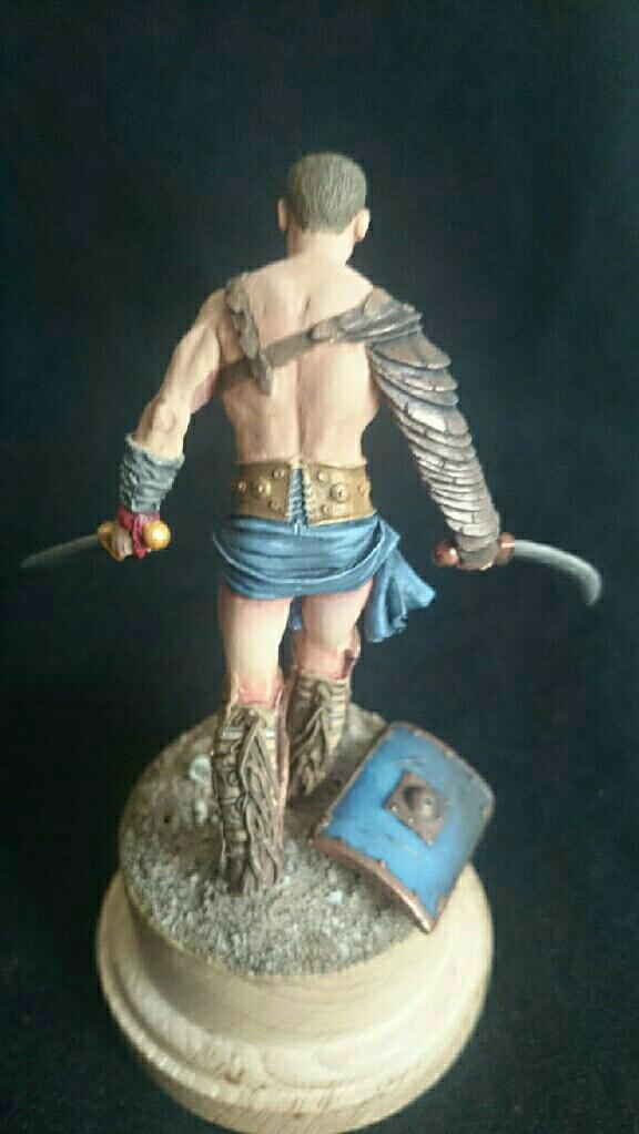 Spartacus - Le Thrace Scale 75 Mms_im26