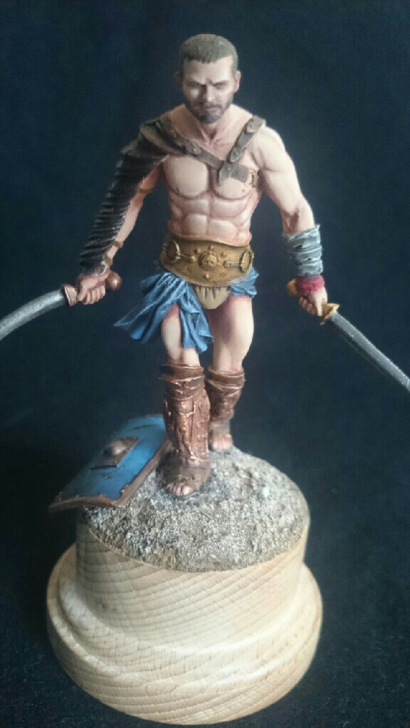 Spartacus - Le Thrace Scale 75 Mms_im27