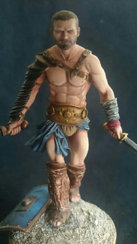 Spartacus - Le Thrace Scale 75 Mms_im30