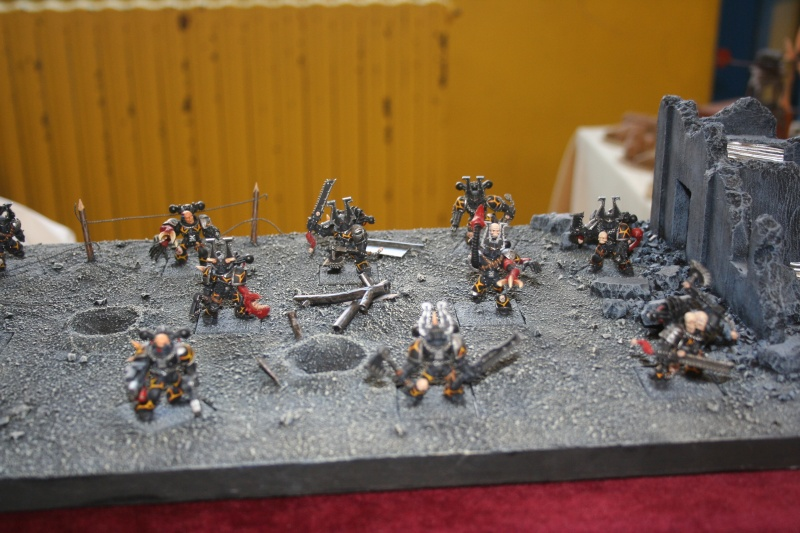 Display de présentation Berserks (Chaos warhammer 40K) 01810