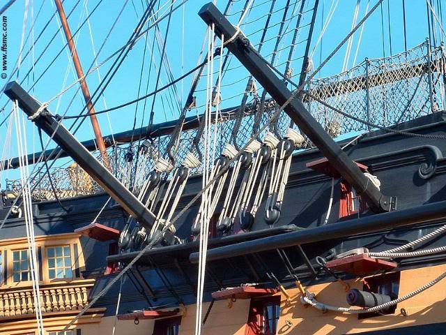 HMS Victory: primo lavoro Ccc10