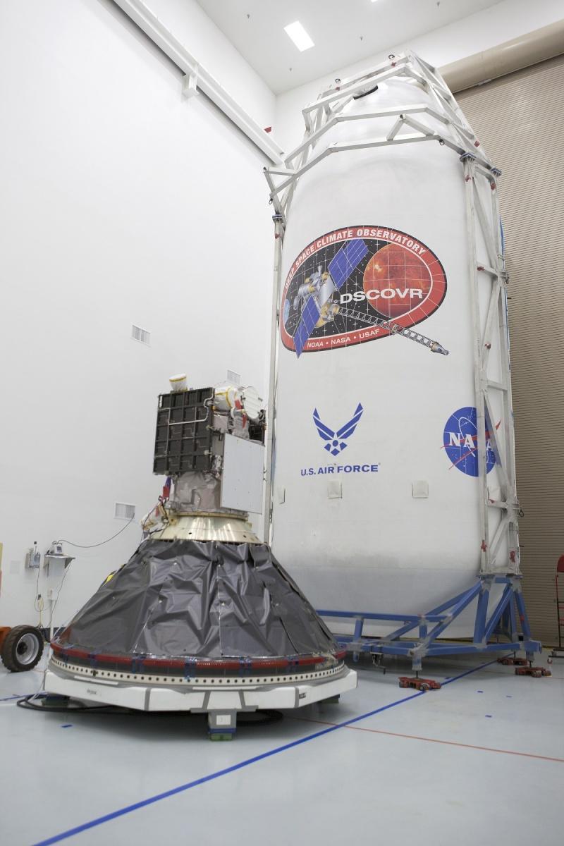 Lancement Falcon-9 / DSCOVR - 11.02.2015 - Page 3 Dscovr10