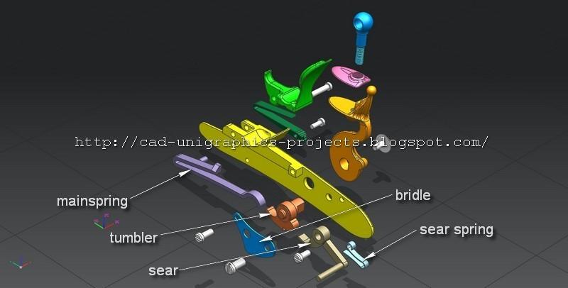 flintlock diagram break down. Black Bedroom Furniture Sets. Home Design Ideas