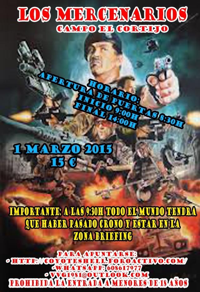 Los mercenarios, partida abierta 1.03.15 campo El Cortijo Los_me10