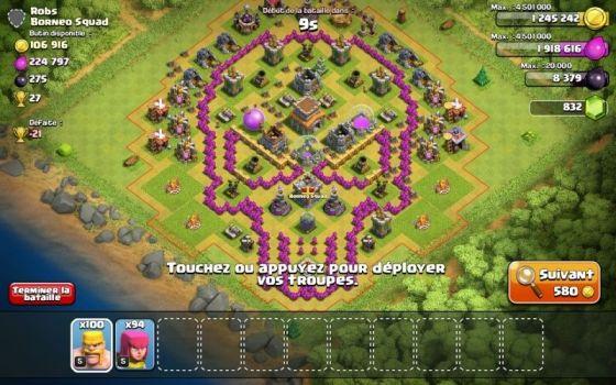 les villages rencontrés les plus..... Screen26