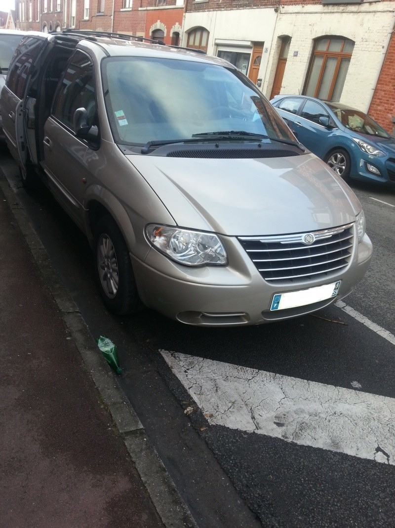 mon grand voyager 2.5 CRD limited 20150113