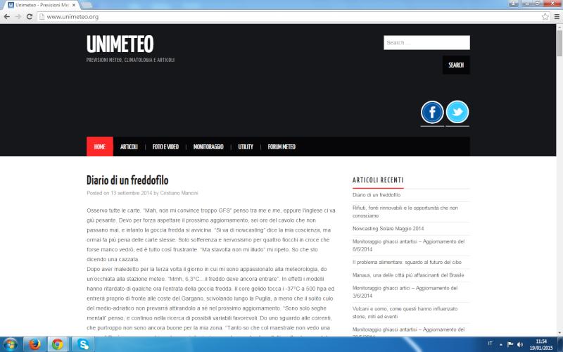 Creazione di un portale personalizzato - esempio Unim10