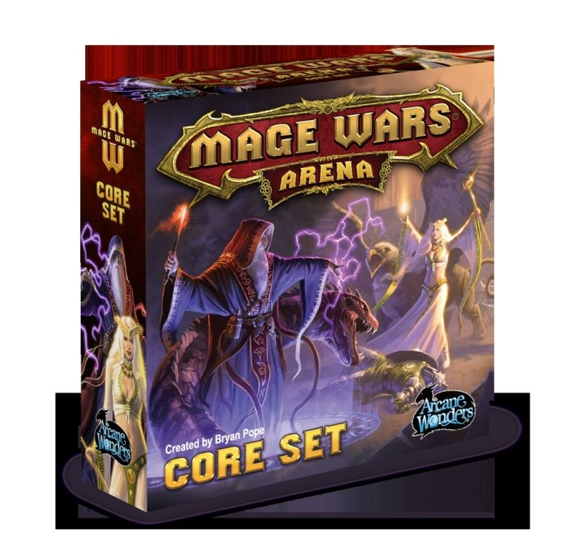 Mage Wars Arena Mwcore10