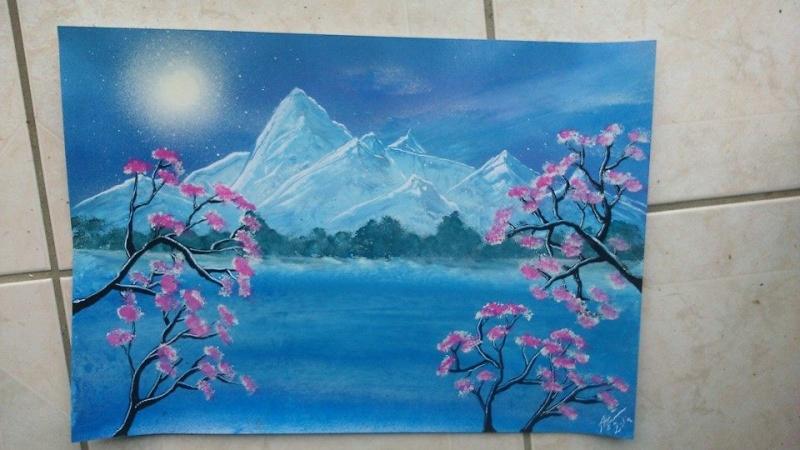 mes premiers tableaux  10653610