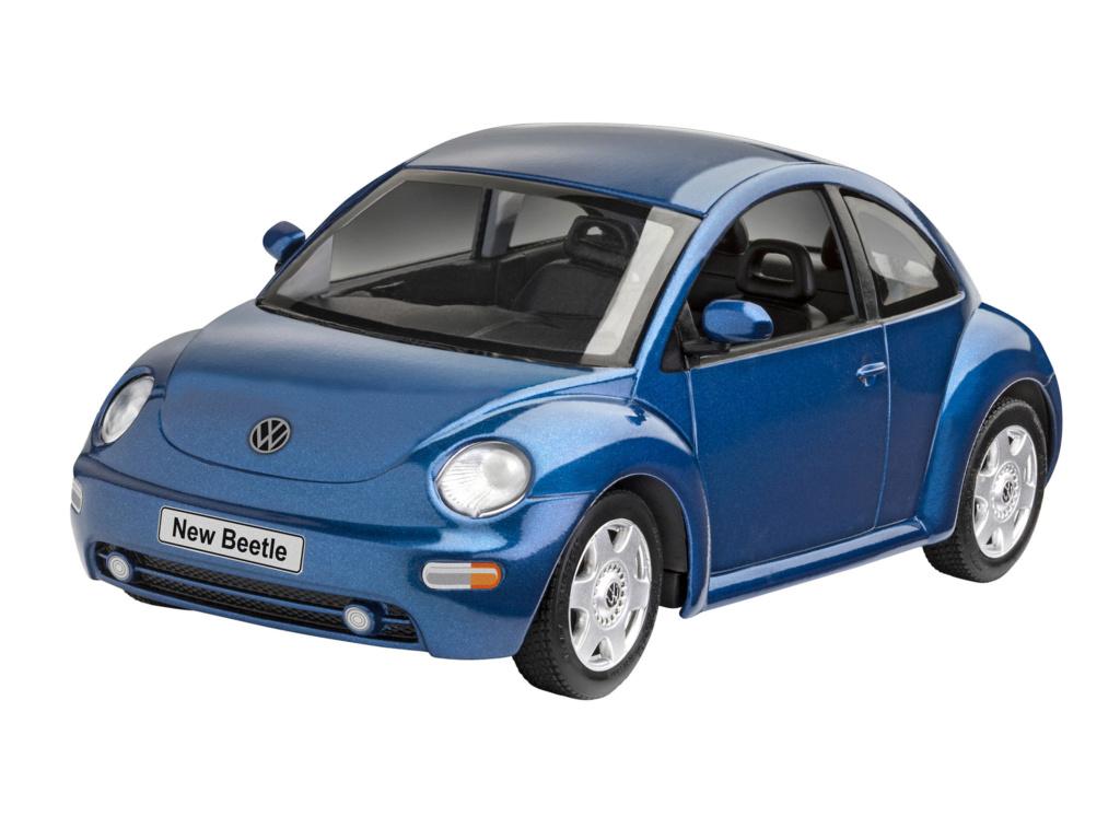 Revell VW NEW Beetle 1:24 gebaut von Klausgrimma 07643_12