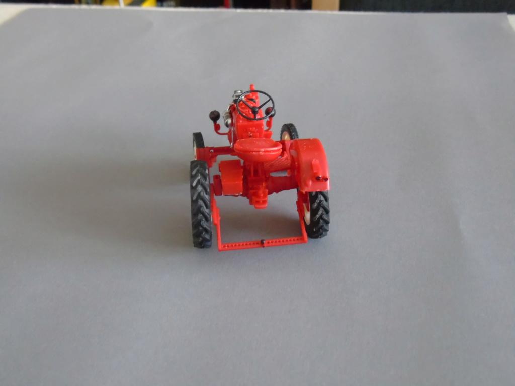 Traktor Porsche Diesel Revell 1:24 - gebaut von Klausgrimma Dsc02992