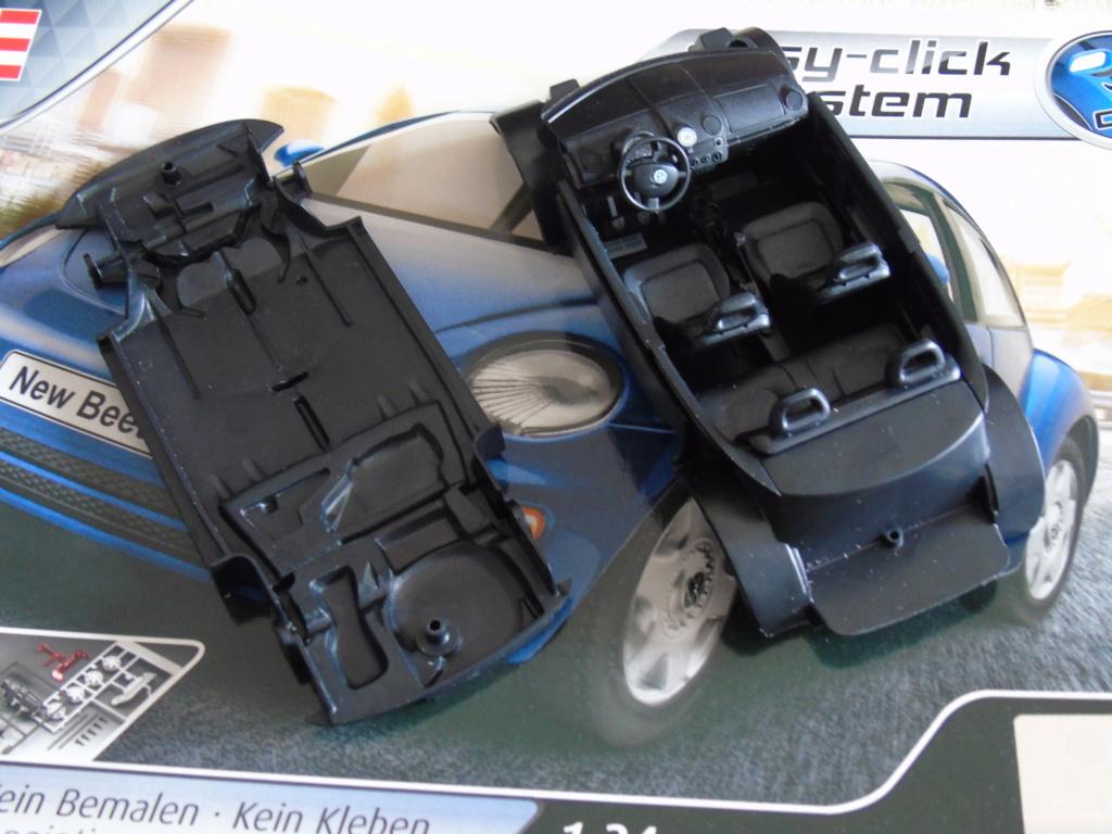 Revell VW NEW Beetle 1:24 gebaut von Klausgrimma Dsc03007