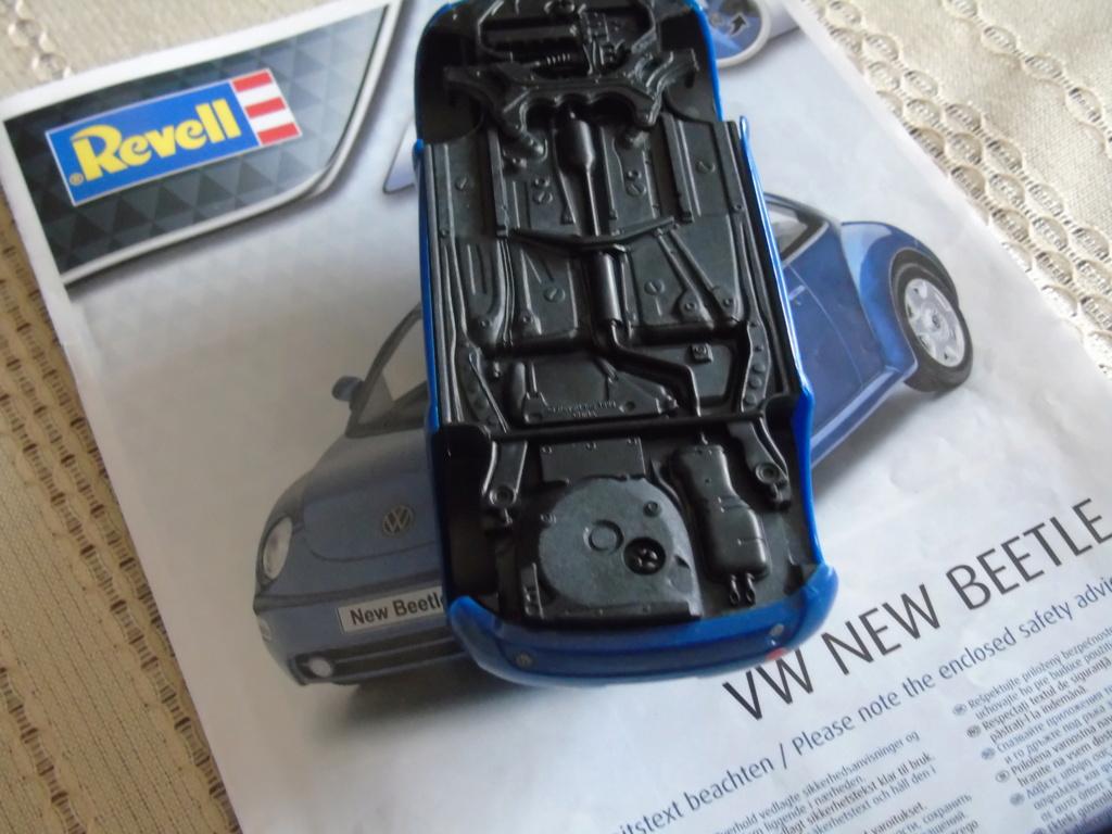 Revell VW NEW Beetle 1:24 gebaut von Klausgrimma Dsc03008