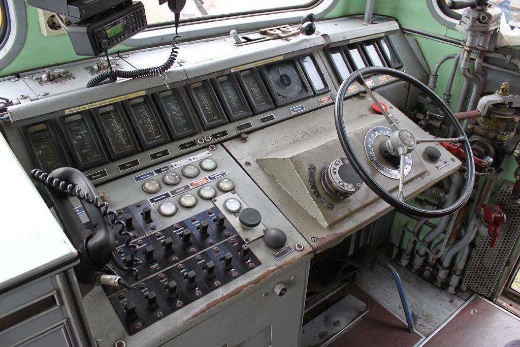 E-Lok  Baureihe 251 Maßstab 1:25 Eigenbau gebaut von klebegold - Seite 5 Fuehre10