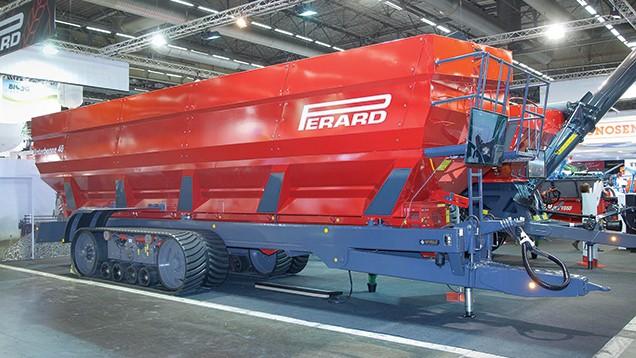 Nouveau transbordeur Perard Perard10