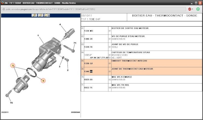 Problème température moteur 98° à l'arrêt - Page 2 Thermo10