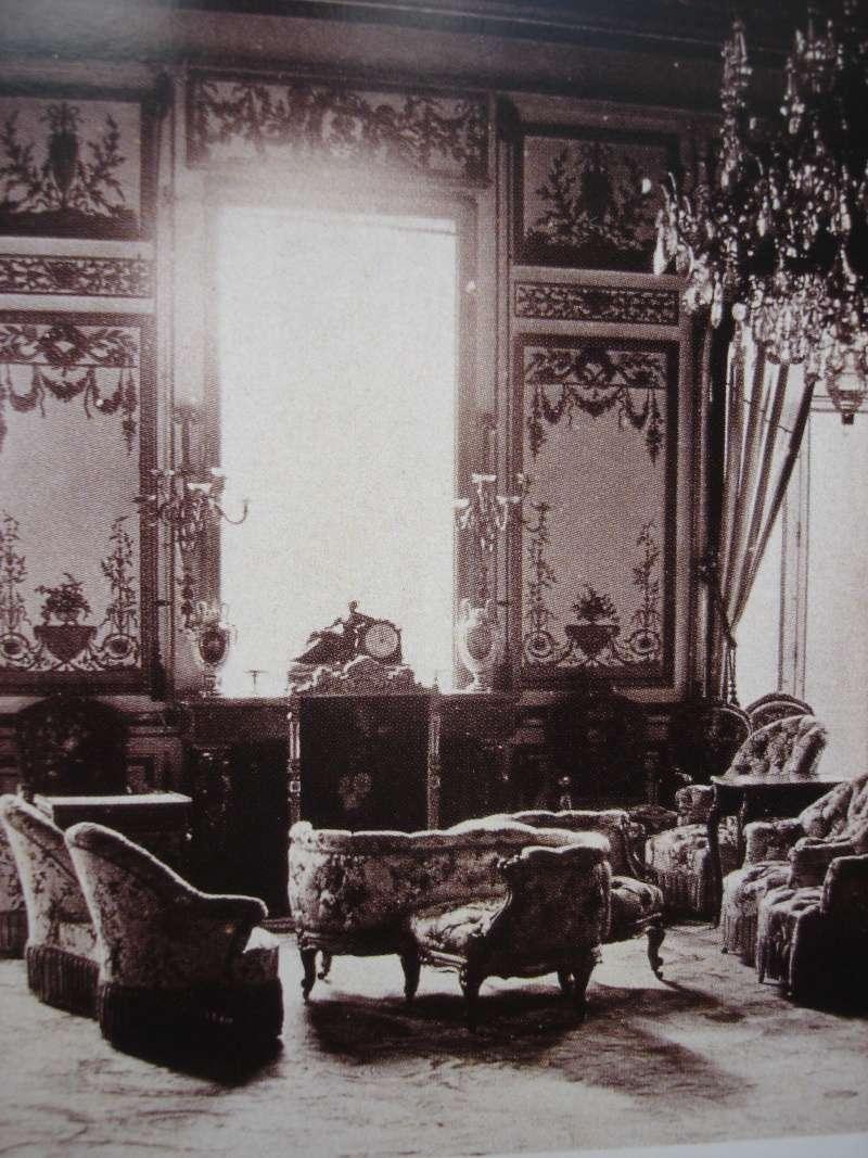 Aménagements pour visites privées au château de Versailles ? 25912
