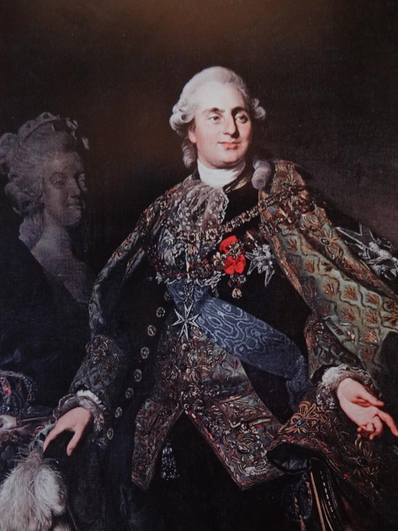 Louis XVI et l'ordre du Saint-Esprit Dsc00015