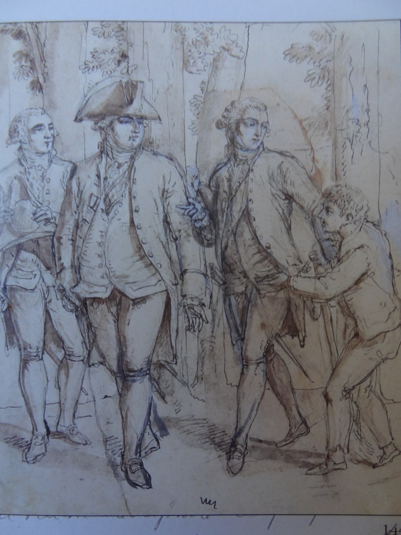 Portraits de Louis XVI, roi de France (peintures, dessins, gravures) - Page 2 Dsc01413